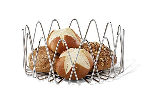 Zack Broodmand 30654 Bivio brood- en fruitschalen H ca. 10 cm.