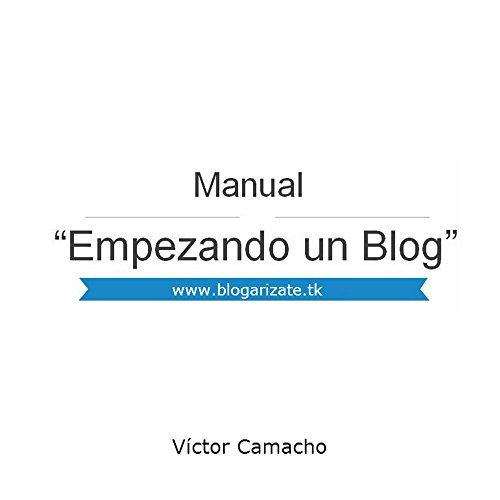 Manual Empezando un Blog