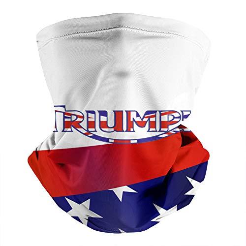 Triumph-Motorcycles- Outdoor Headwear Bandana for Men Women Rave Face Mask