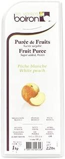 White Peach Boiron Fruit Puree - 1 container, 2.2 lb