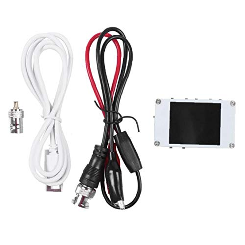 EElabper Digitale Oszilloskope Kit tragbare Mini-Oszilloskop Multimeter Fnirsi188 Dso188 Handheld-Oszilloskope Kit mit 1m Bandbreite