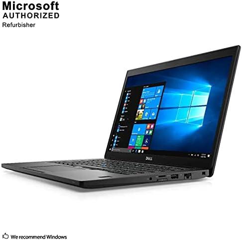 Dell Latitude 7480 14in FHD Laptop PC - Intel Core i7-6600U 2.6GHz 16GB 512GB SSD Windows 10 Professional (Renewed) WeeklyReviewer