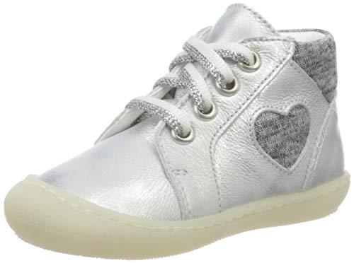 Däumling Mädchen Steffi Sneaker, Weiß (Regency Weiss 71), 25 EU
