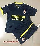 ZA Villarreal Kids Camiseta DE FÚTBOL 2020-2021 (20)
