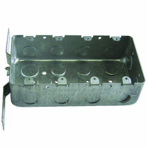 Thomas & Betts P27SL5 4 Gang 4X8 Box