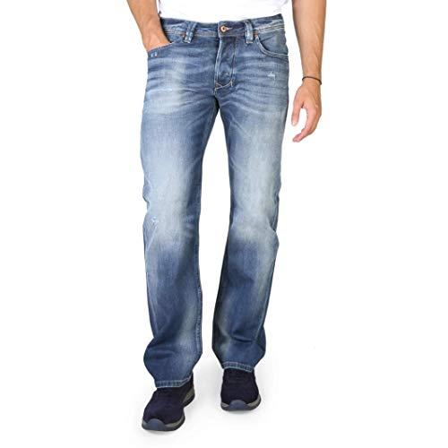 Diesel Larkee R248D - Jeans da uomo Blu scuro/slavato (blu scuro/faded). 31 W/32 L