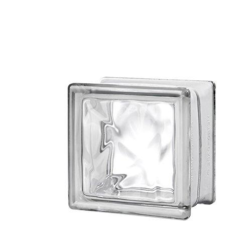 6x6x4 Nubio Glass Block