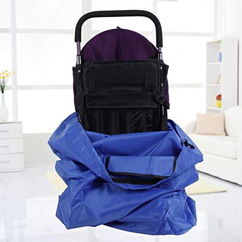 Folding Stroller Travel Bag Stroller Cover Case Umbrella Trolley Cover Bag Stroller for Travel Home Use
