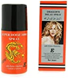 SUPER DOOZ 34000 DELAY Spray for Men Extra Strong with Vitamin E Make Your Partner Real Happy Tonight.