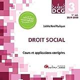 Droit social DCG 3