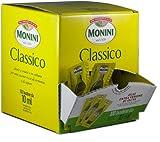 Monini Olio Extra Vergine Di Oliva Classico - Scatola Da 100 Bustine Monodose Da 10 Ml - 1000 ml