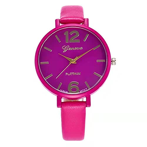 Relojes 38 Mm Moda Cuarzo Noctilucence Mujeres Malla De Acero Inoxidable Oro Rosa Impermeable Reloj De Mujer Rosa