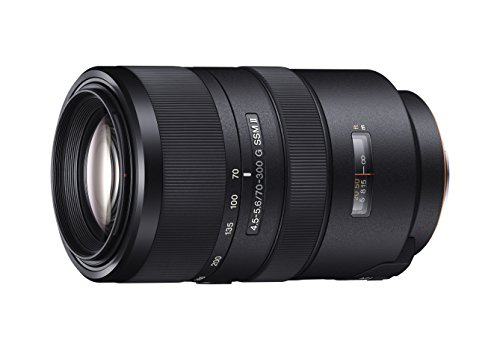Sony DSLR Lens 70-300mm F4.5-5.6 G SSM II Zoom...