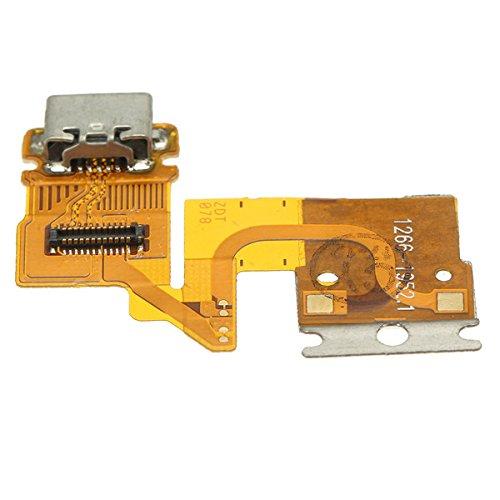 Tutoy Lade Ladegerät Port Dock Flex Kabel Für Sony Xperia Z WiFi Sgp311 Sgp312 Tablet