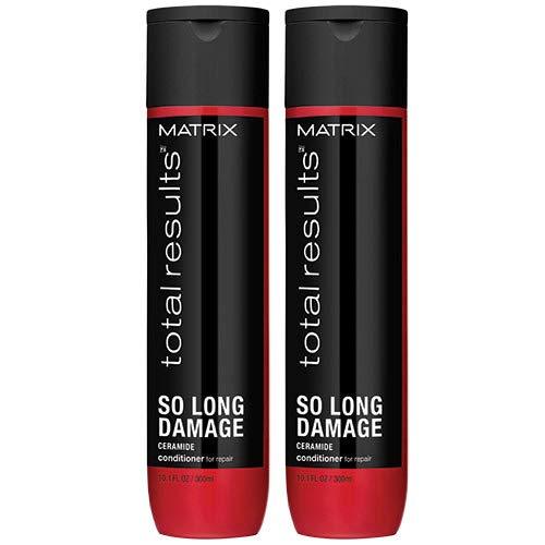 Acondicionador Matrix Total Results So Long Damage 300 ml Doble