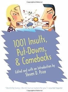 1001 Insults, Put-Downs, & Comebacks