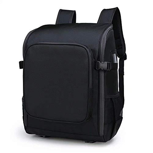 SXFYMWY Kit de Primeros Auxilios portátil de Tela Oxford Impermeable de Alta Capacidad Mochila de Primeros Auxilios compacta y Liviana para Viajes, Camping, Senderismo y Deportes al Aire Libre