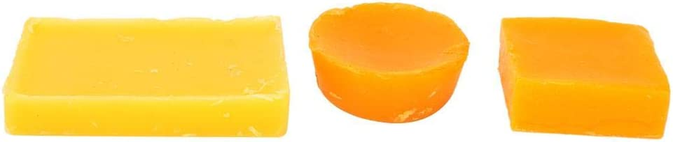 3 PCS Natural Pure Beeswax Bee Floor Furniture Polishing for Limited price quality assurance sale Wax