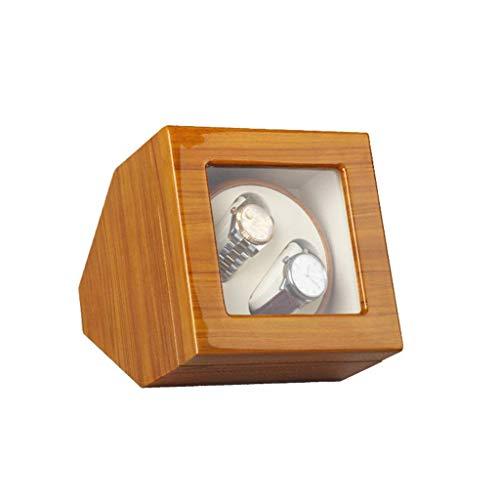 ADSE Enrollador de Reloj Cajas de enrollador de Reloj Caja de enrollamiento específica para Relojes Caja de Reloj mecánica automática Enrollador de Reloj