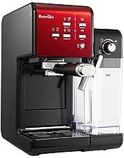 Breville kahve ve espresso makinesi.