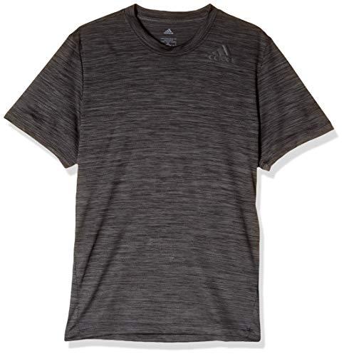 [アディダス] 半袖 テック グラデーション Tシャツ GLC04 メンズ グレーシックス/ブラック(FJ6125) 日本 J/L (日本サイズL相当)