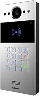 Akuvox Slim SIP Intercom with Keypad and RF card reader