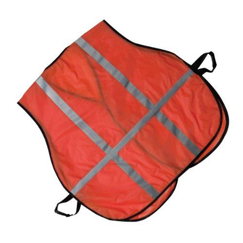 Wenzel Safety Vest (Fluorescent Orange)