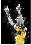 Iooie Poster Und Gedruckte Iker Casillas Fußball für