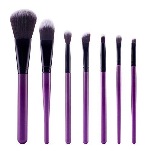GONGFF Pinceaux de Maquillage, Goodfaces Ensemble de pinceaux de Maquillage Professionnel Synthétique Kabuki Face Blush Fard à paupières pour Les lèvres Fard à paupières Eyeliner Foundation Pinceau