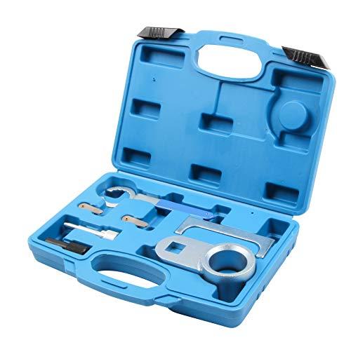 LLCTOOLS Motor-Einstellwerkzeug Zahnriemen passend für 2.4 D 2.5 TDi Arretierung