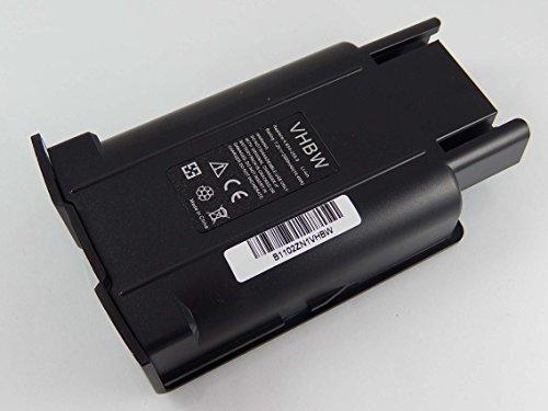 vhbw Li-Ion Akku 2000mAh (7.2V) kompatibel mit Kehrsauger, Elektrobesen Kärcher EB 30/1 1.545-100.0, 1.545-102.0, 1.545-103.0, 1.545-107.0 Ersatz für 4.654-259.0.