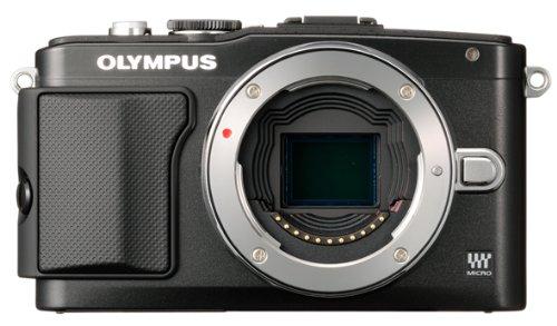Olympus E-PL5 16MP Mirrorless Digital Camera