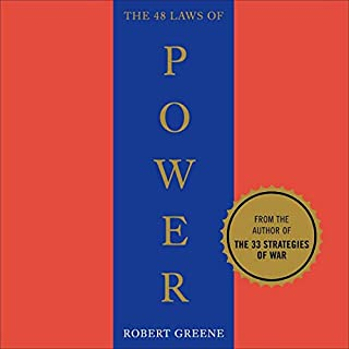 The 48 Laws of Power (1ST) cover art