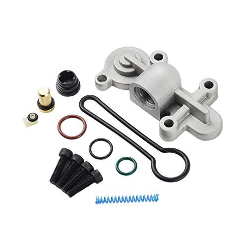 3C3Z-9T517-AG 6.0 Blue Spring Upgrade Kit Fuel Pressure Regulator Kit for Fo-rd...