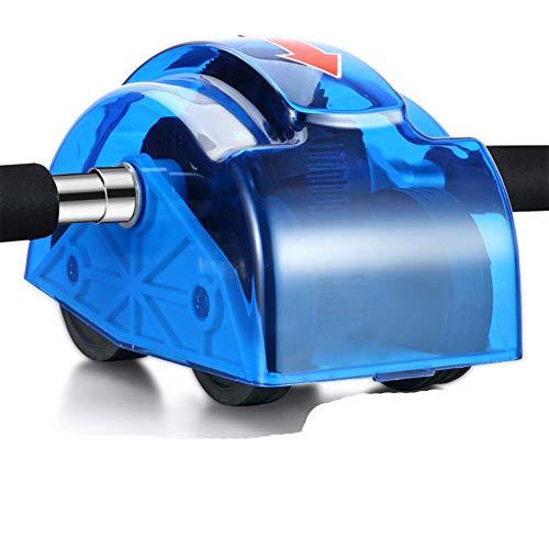 QXMY New Abdominal Slider Roller Wheel Gym Fitness Machine Body Strength Trainer