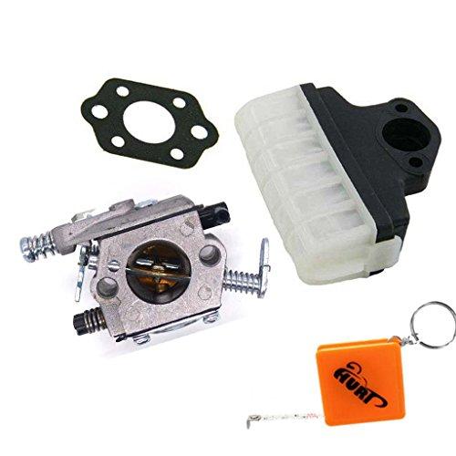 HURI Vergaser und Luftfilter set für Stihl 021 023 025 MS210 MS230 MS250
