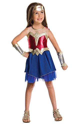 Rubie's, DCs rechtvaardigheid liga, Wonder-Woman-kostuum voor kinderen