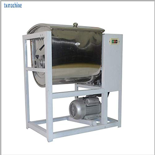 TX Commercial - Mezclador de masa (5/15/25 kg, 2200 W, máquina amasadora de masa con cubeta de acero inoxidable), 15kg, 110V/60HZ