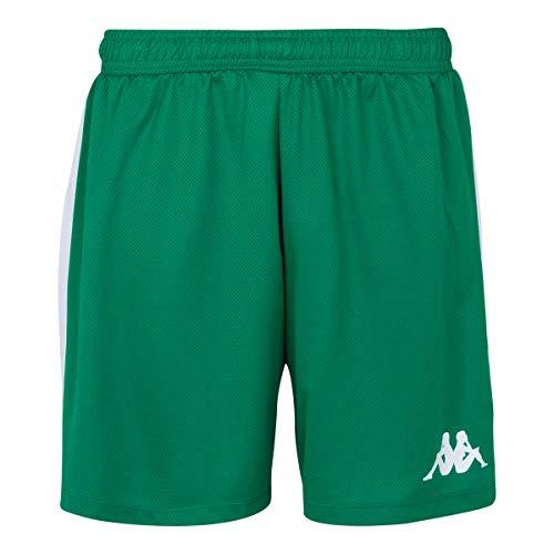 Kappa Calusa Basketballhose, Damen S grün