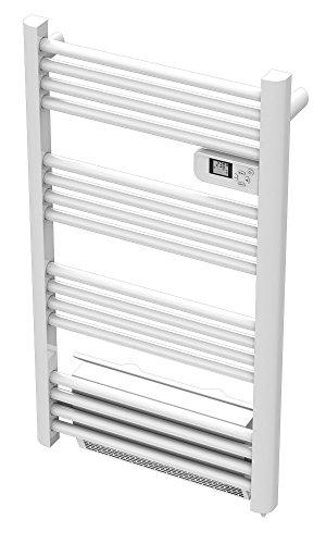Cayenne Saturne - Toallero radiador de 500 W y 1000 W, con ventilador de 1000 W