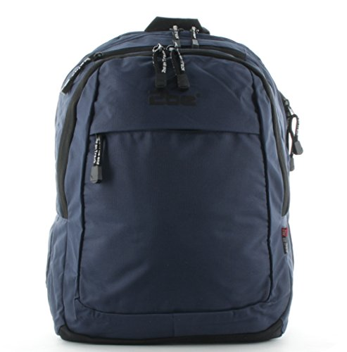 2BE Tonic Rucksack, 44 cm, 23 Liter, Navy Blue