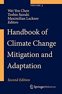Handbook of Climate Change Mitigation and Adaptation