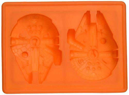 Star Wars Millennium Falcon Silicone Ice Tray/Chocolate Mold