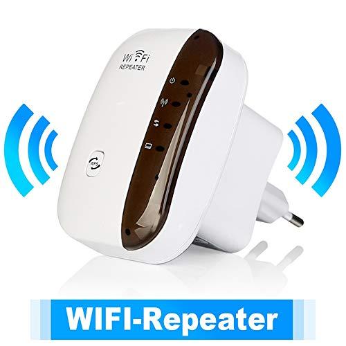 DCC Inalámbrico repetidor WiFi Extender 300Mbps 802.11n Amplificador Repetidor de Largo Alcance Repiter Punto de Acceso