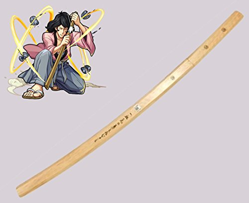 Il Nuovo Mondo Katana Goemon Ishikawa Lupin Cosplay Replica Alta qualità