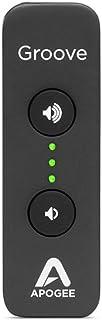 【正規輸入品】 Apogee Groove USB DAC ポータブル・ヘッドフォンアンプ 24bit/192kHz対応 Mac & PC対応 GROOVE