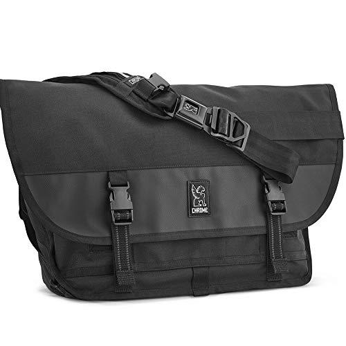 [クローム] CITIZEN (旧モデル) シチズン メッセンジャーバッグ 26L ALL BLACK