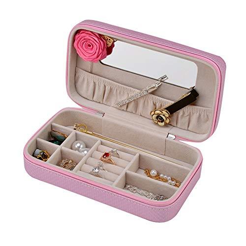 Liuxiaomiao make-up tas robuuste damessieraden opslag houten kist opslag voor kleine voorwerpen voor zakenreizen en toerisme