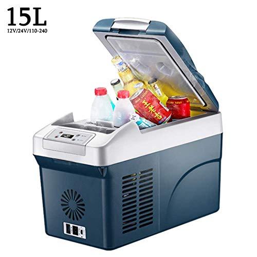 KEKEYANG Tragbarer Kompressor Kühlbox...