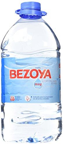 Bezoya - Agua Mineral Natural - Garrafa 5 L